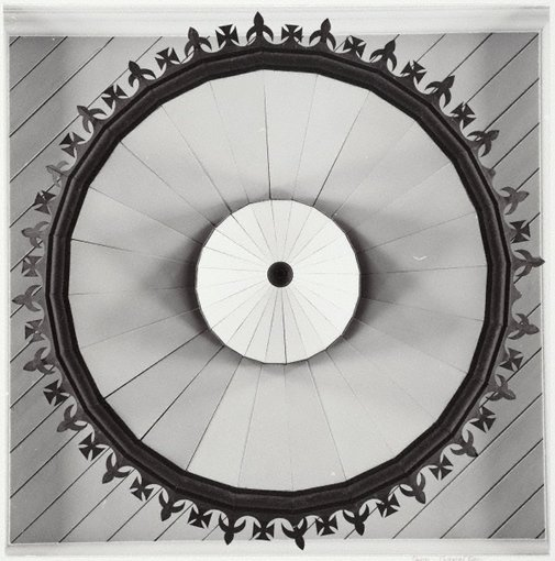 An image of Dubbo Court House (ceiling detail) by Terry Naughton