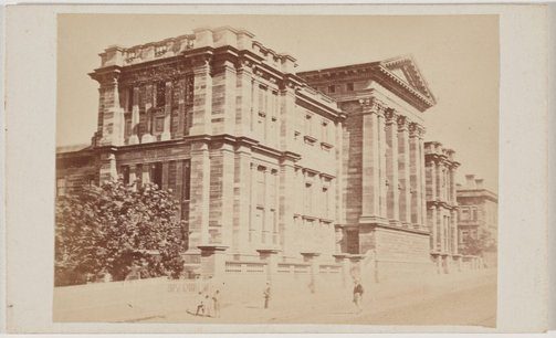 An image of Australian Museum, College St, Sydney by John Degotardi (sr)