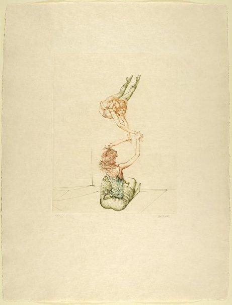 An image of Œillades ciselées 3 by Hans Bellmer