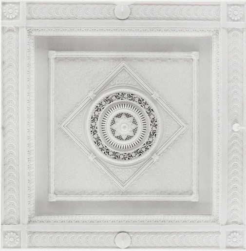 An image of Murwillumbah Court House (ceiling piece) by Terry Naughton