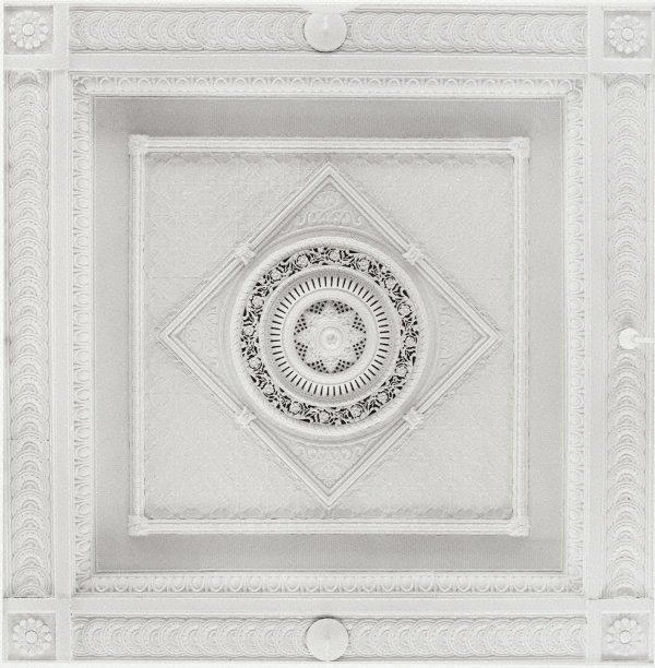 An image of Murwillumbah Court House (ceiling piece)
