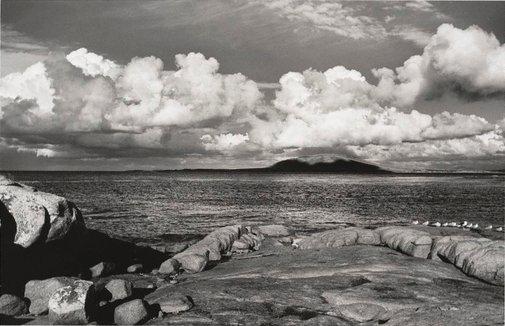 An image of Vansittart Island, Bass Strait, Tasmania by Ricky Maynard