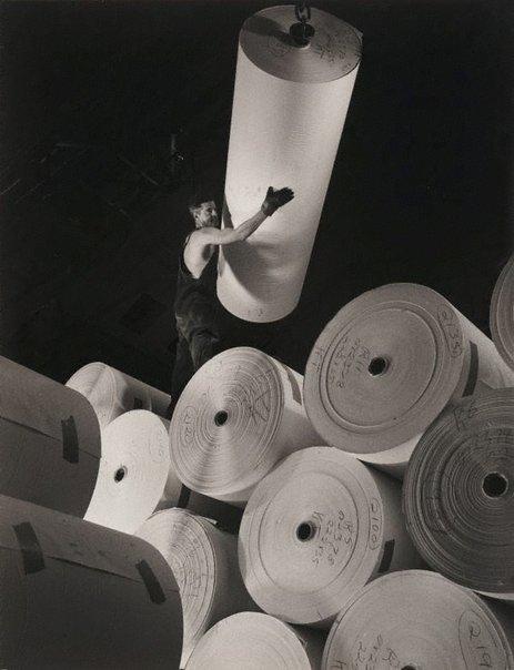 An image of Australian Paper Pulp Mills, Burnie, Tasmania by Wolfgang Sievers