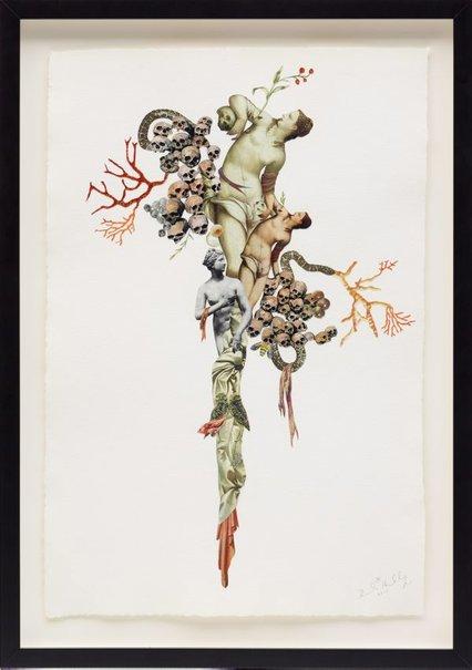 An image of Venus variations #8 by Deborah Kelly