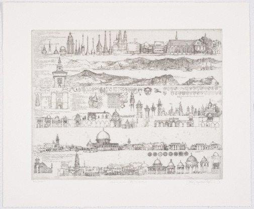 An image of Journey to Jerusalem by Jörg Schmeisser