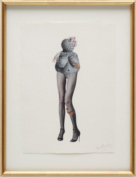 An image of Venus variations #2 by Deborah Kelly