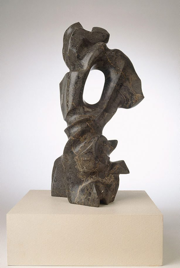 An image of Nameless carving