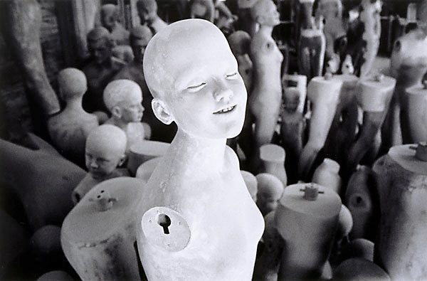 An image of Mannequin factory, Sydney