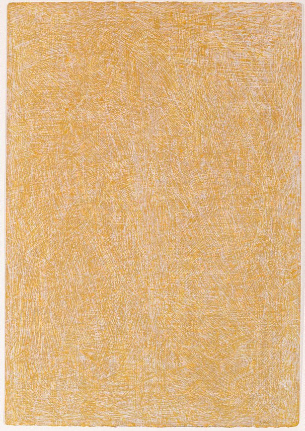 An image of Untitled (pale yellow vertical)