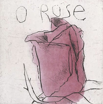 An image of O Rose I by Kristin Headlam