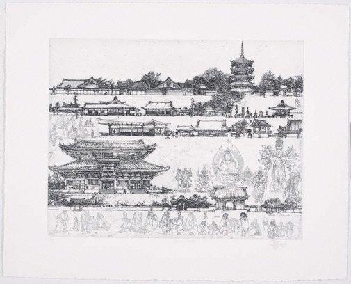 An image of Toji Kyoto by Jörg Schmeisser