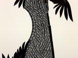 Alternate image of Gir kep (bird arrow) by Daniel O'Shane