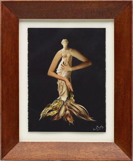 AGNSW collection Deborah Kelly Venus variations #4 (2015) 331.2016