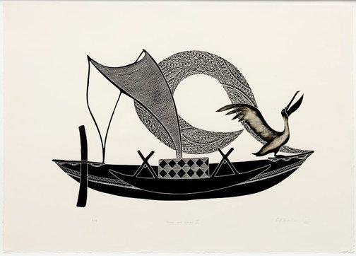 An image of Saui ene Gauei II by Daniel O'Shane