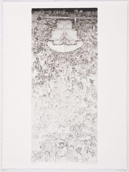 An image of Ebisu Matsuri by Jörg Schmeisser