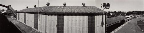An image of Lucinda bulk sugar terminal, North Queensland by David Stephenson