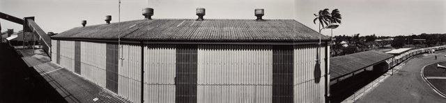 An image of Lucinda bulk sugar terminal, North Queensland