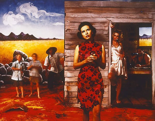 AGNSW collection Tracey Moffatt Something more 1 (1989) 334.1989