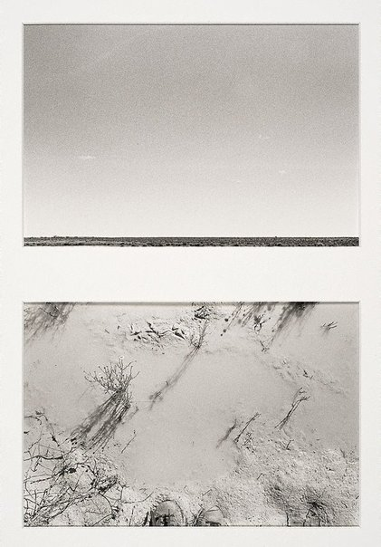 An image of Horizons #22, Outside Wilcannia, NSW by Lynn Silverman