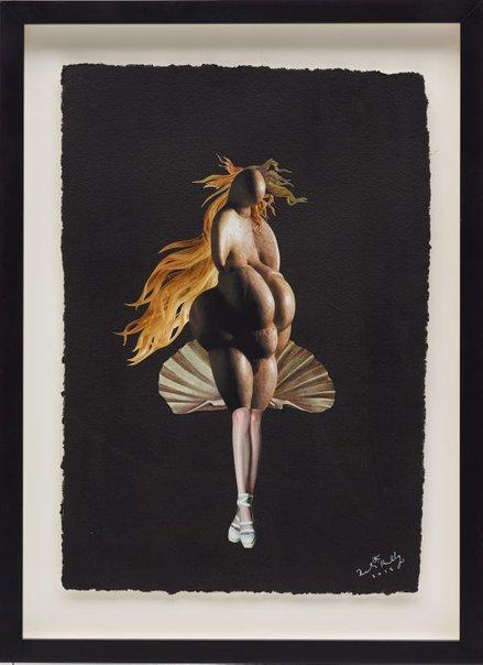 An image of Venus variations #7 by Deborah Kelly