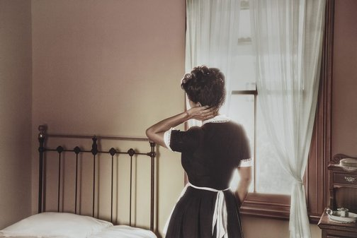An image of Bedroom by Tracey Moffatt