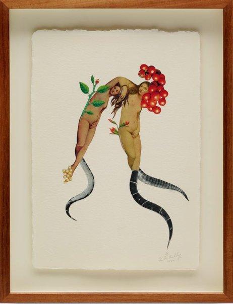 An image of Venus variations #9 by Deborah Kelly