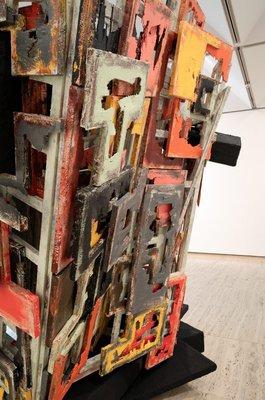 Alternate image of untitled: brokenupturnedhouse by Phyllida Barlow