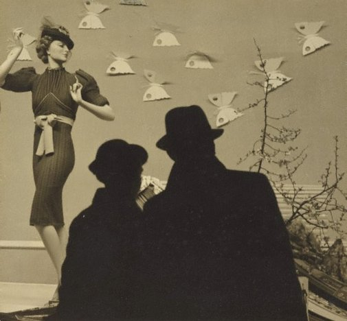 An image of Window Shoppers by A.W. Gale