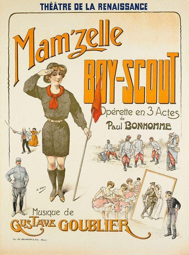 An image of Mam'zelle Boy-Scout