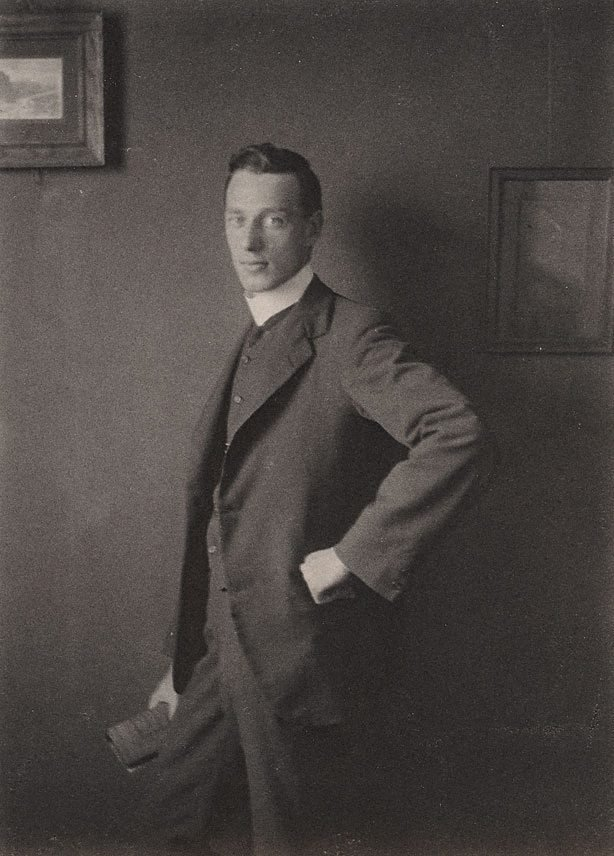 An image of Untitled (Unidentified man)