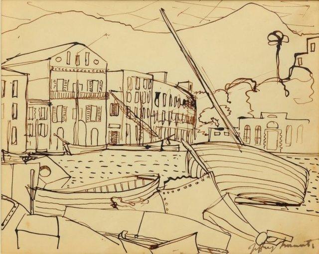 An image of Porto d'Ischia