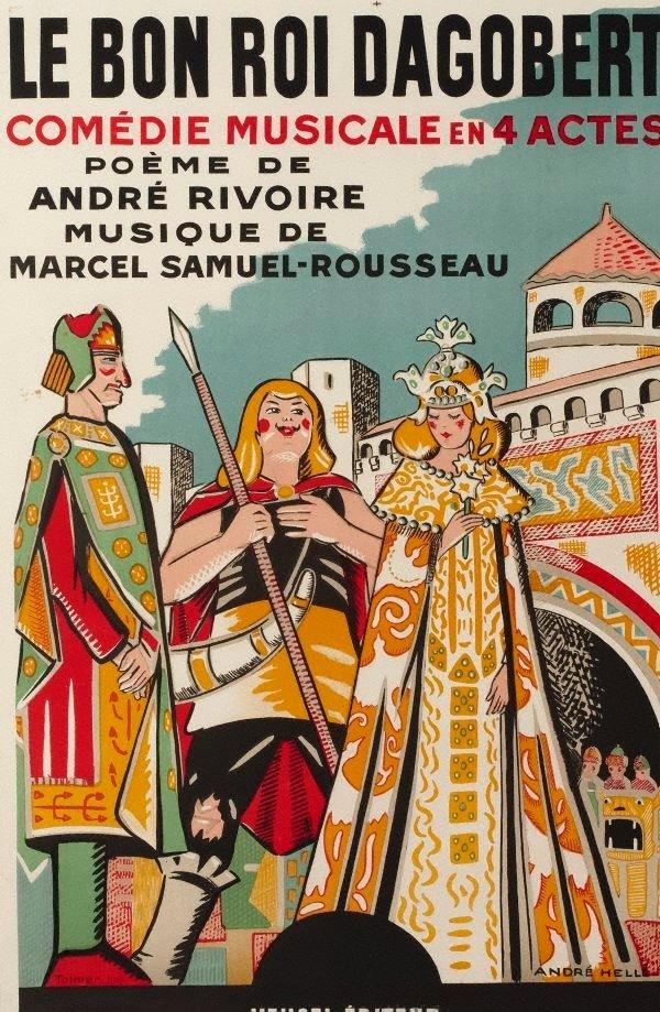 An image of Le Bon Roi Dagobert