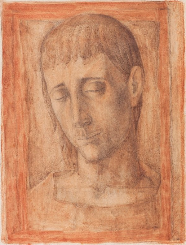 An image of (Study for 'Stations of the Cross')