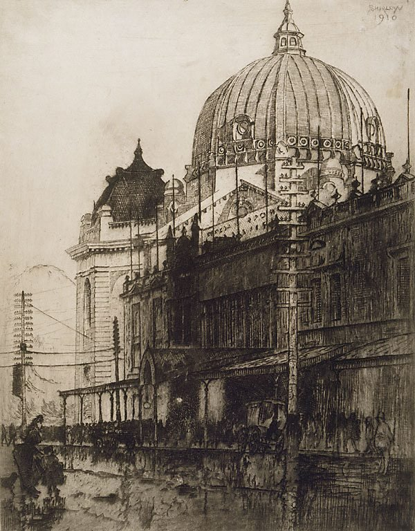 An image of The Central Station, Melbourne