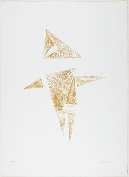 An image of Figure II by Lynn Chadwick CBE
