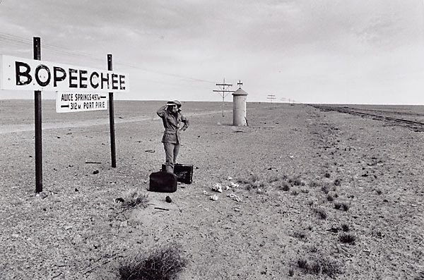 An image of Waiting at the Station, South Australia