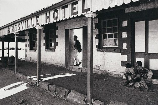 An image of Birdsville Hotel by Jeff Carter