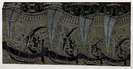 An image of Journey of Malo, Sigai, Kulka and Siu by Glen Mackie
