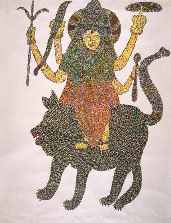 An image of Goddess