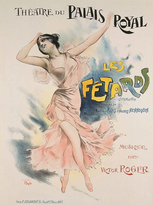 An image of Les Fêtards