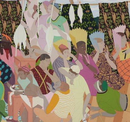 Alternate image of Here we are by Kushana Bush