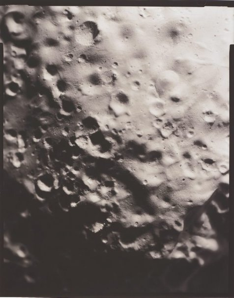 An image of The moon, it seems by Catherine Rogers