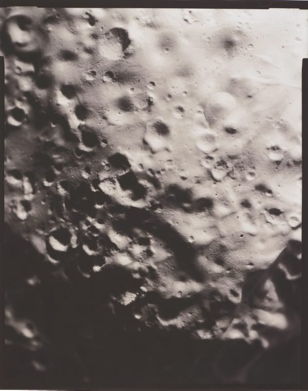An image of The moon, it seems