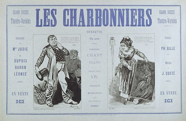 An image of Les Charbonniers