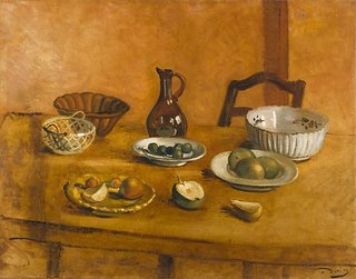 AGNSW collection André Derain Still life (1921-1922) 355.1987