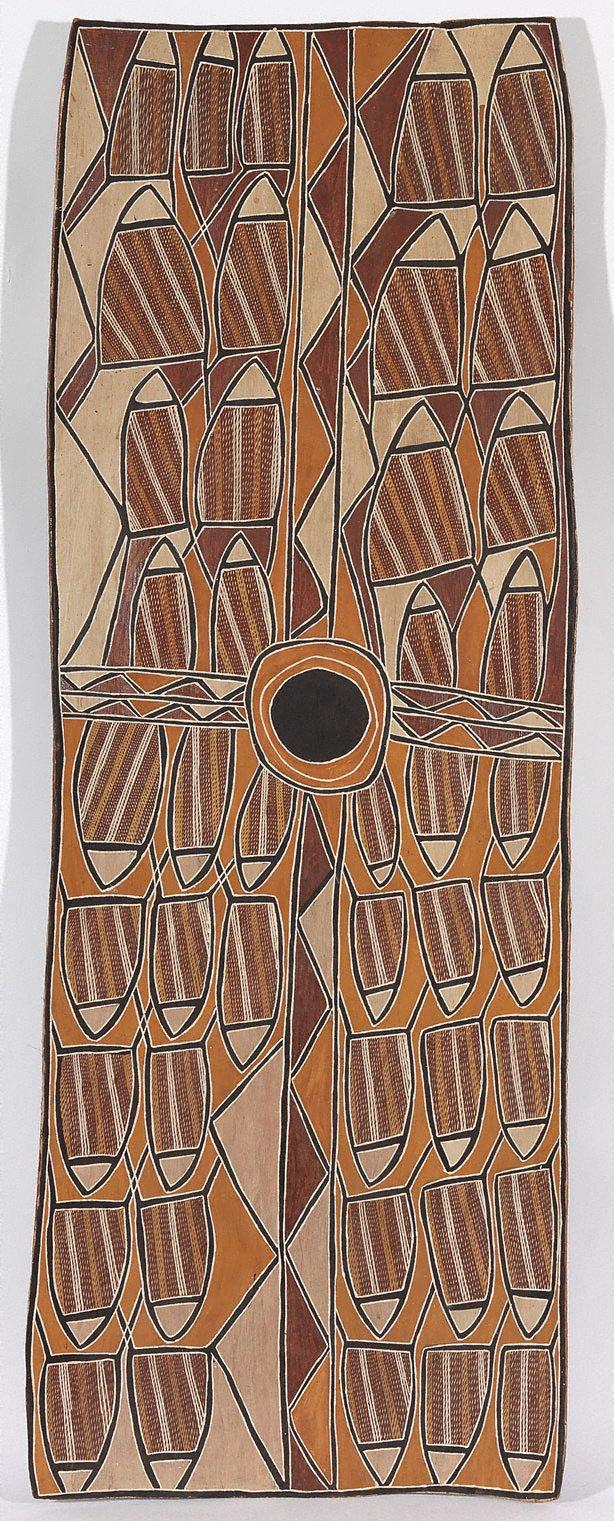 An image of Untitled (Triangular pandanus skirt)