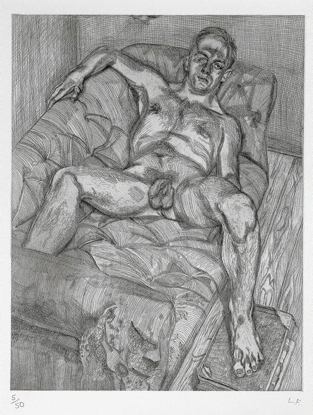 An image of Man posing