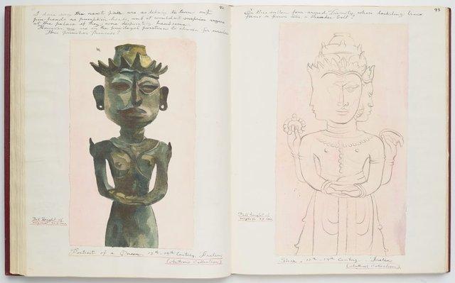 An image of Ayam Kesayangan II - Balinese Ancestral Bronzes