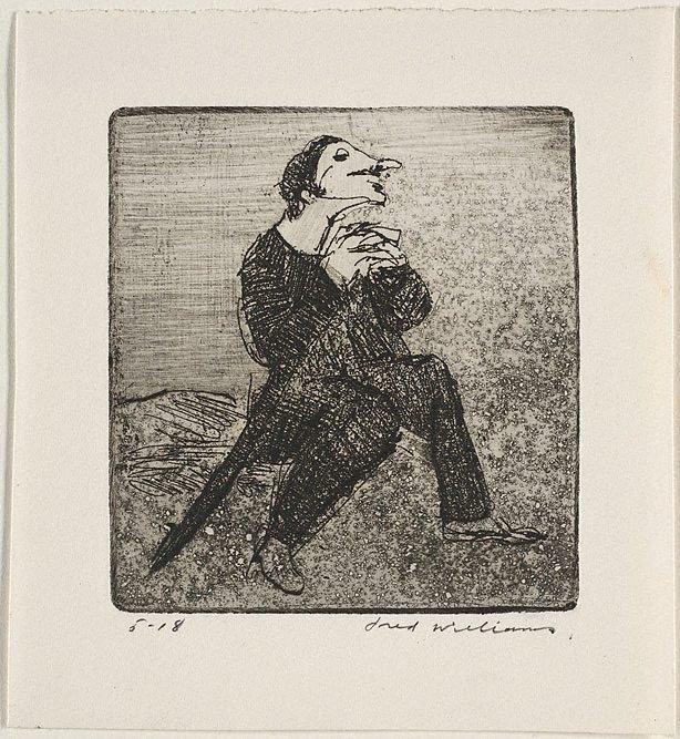 An image of Cyrano de Bergerac