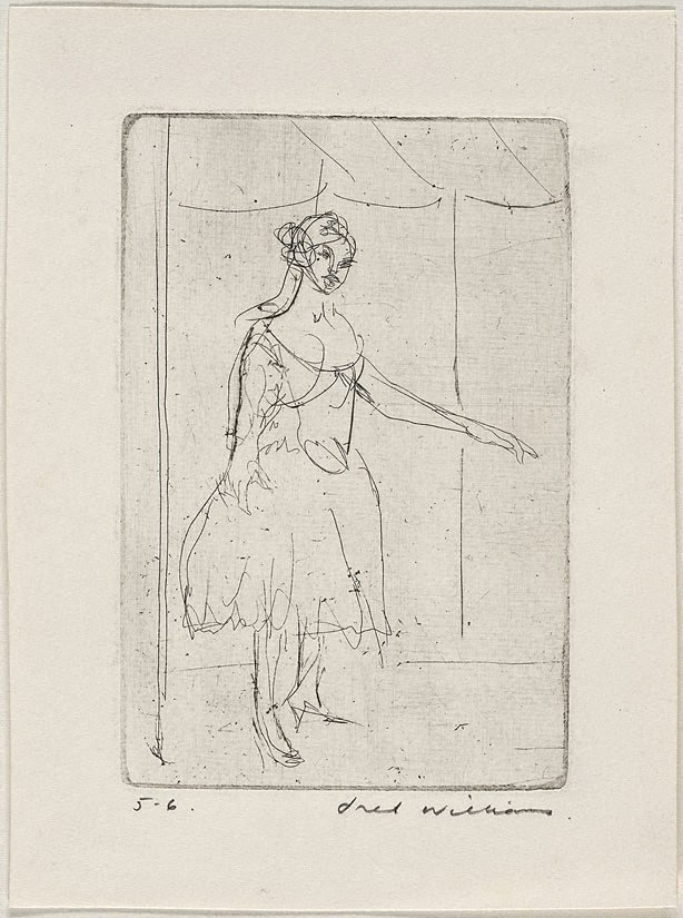 An image of Dancer standing